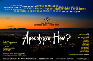 Apocalypse Poster - landscape with everything on it