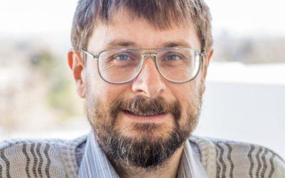 David Wiltshire – professor of theoretical physics